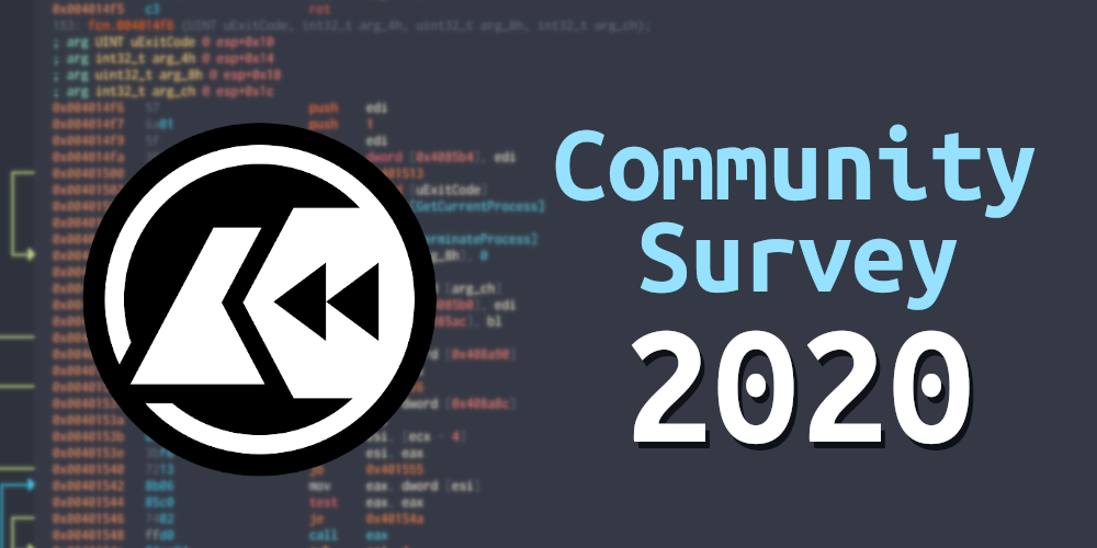 Cutter Community Survey 2020